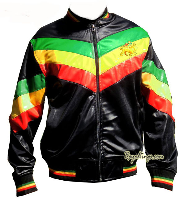 Veste Rasta Lion of Judah 4