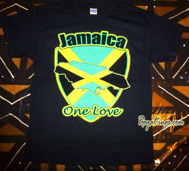 Tee shirt Jamaica One Love
