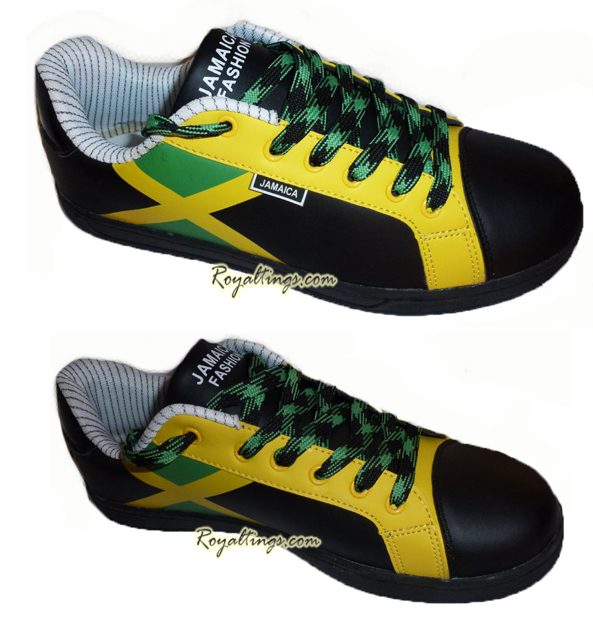 Jamaica rasta Shoes 2