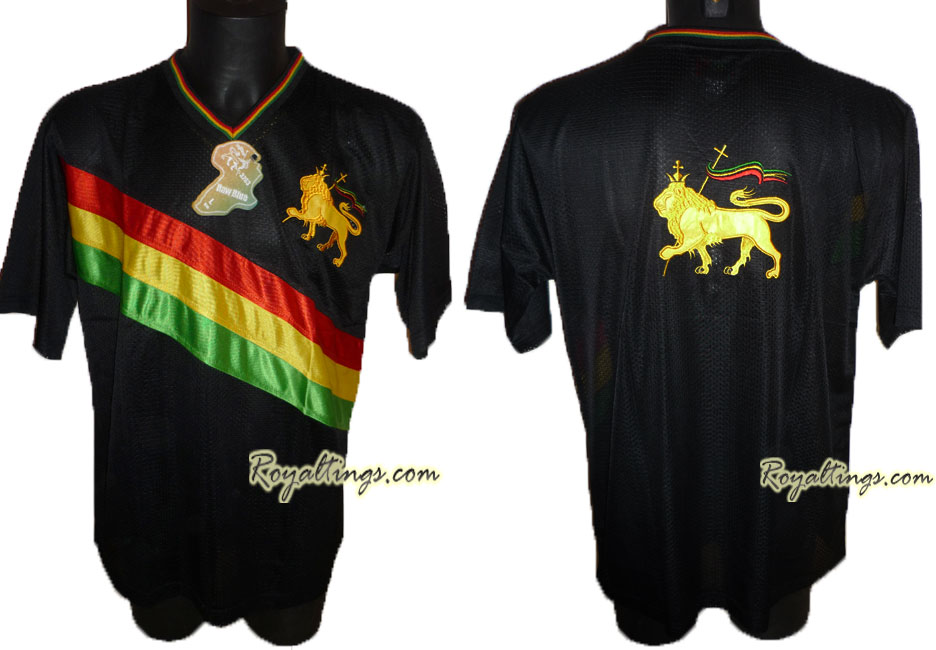 Jersey Lion Of Judah 2