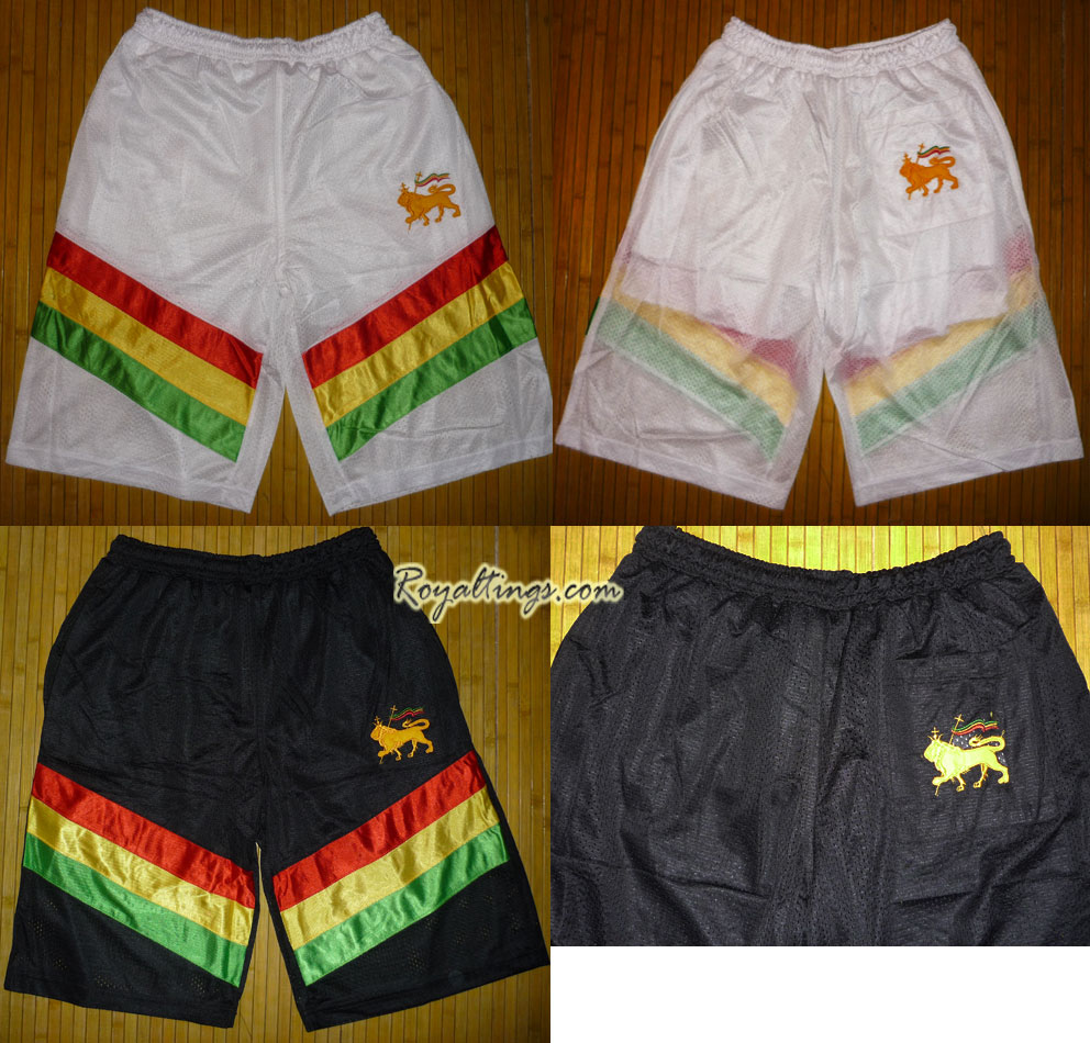 Short Jersey Lion Of Judah