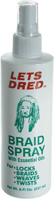 Spray Let\'s Dread