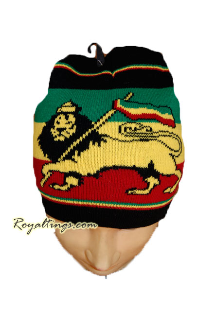 lion of judah beanie