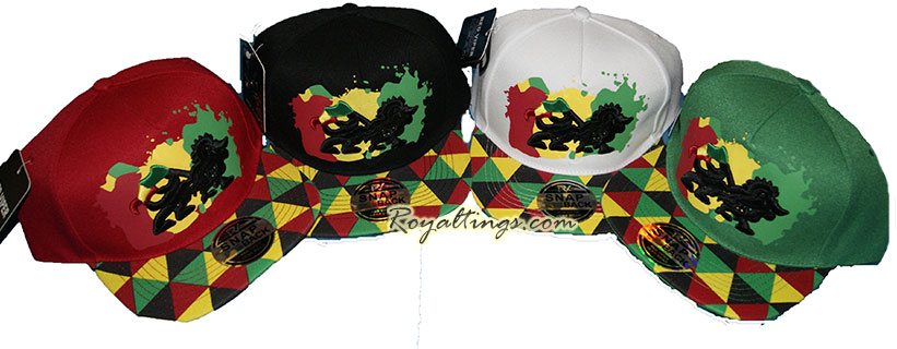 snapback kappe lion of judah 3