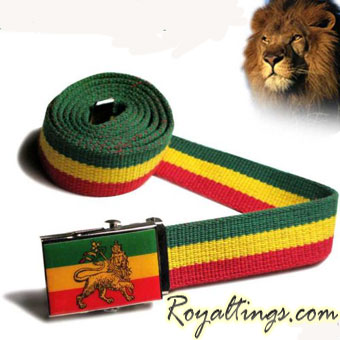 Lion of judah Belt