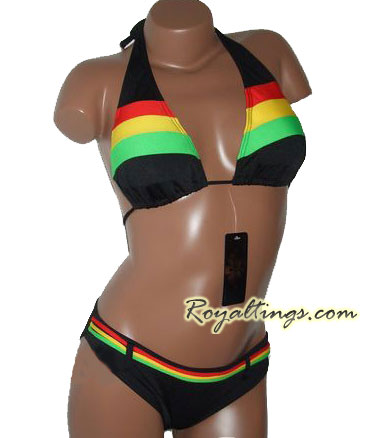 Rasta Bathing Suit 3