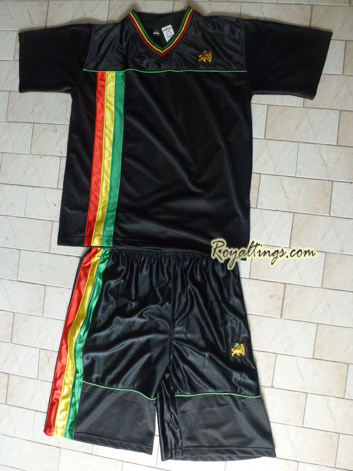 Ensemble basketteur Jersey Lion Of Judah