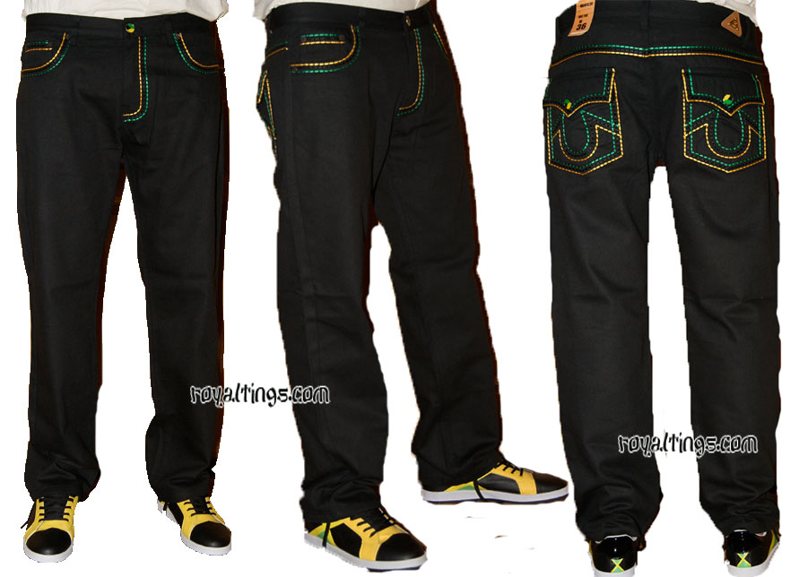 Jamaica denim pant