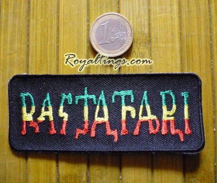 patch Rastafari 2