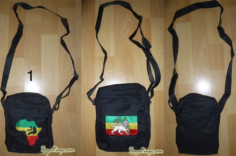 Bagpack lion of judah