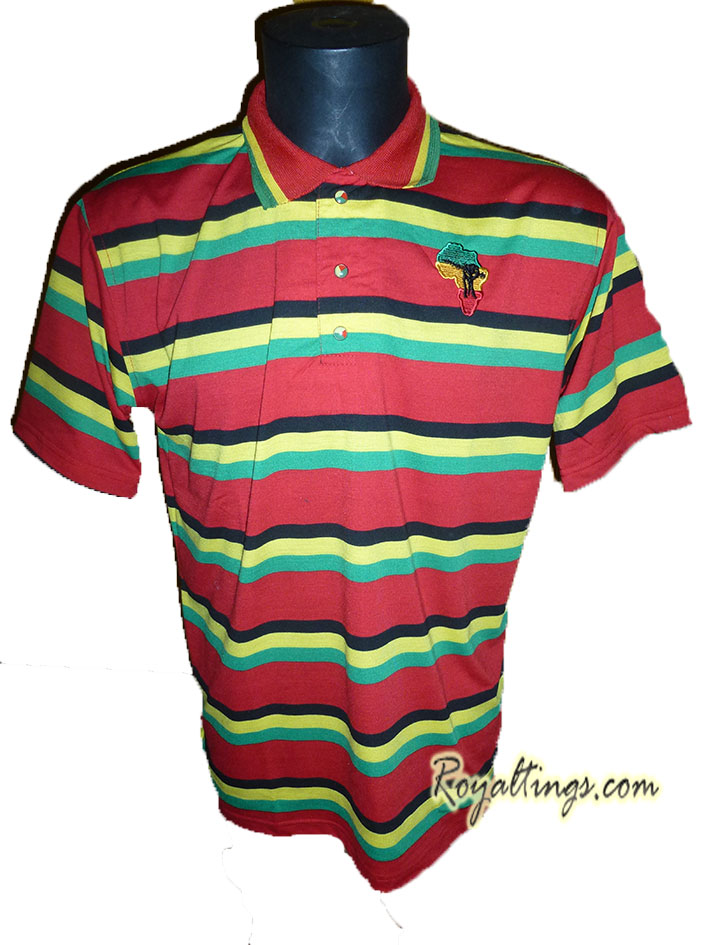 Polo Rasta Africa Power 3