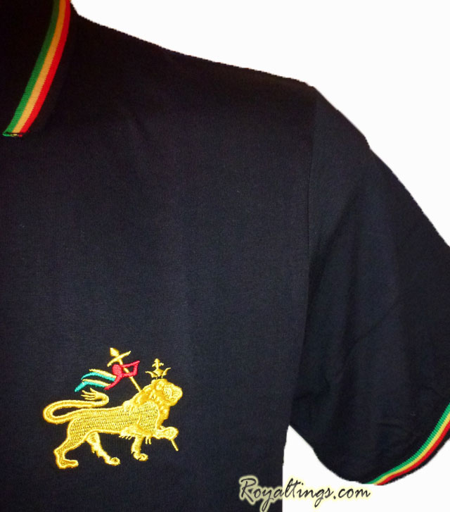 Polo Rasta Lion of judah 4