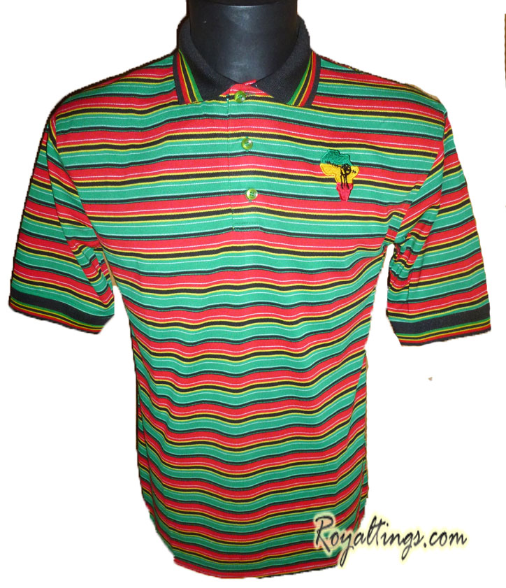 Polo Rasta Africa Power 2