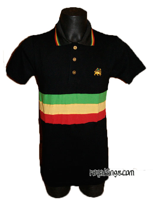Polo Rasta Lion of judah 3