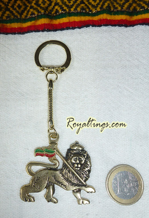 Keys Ring Lion of judah