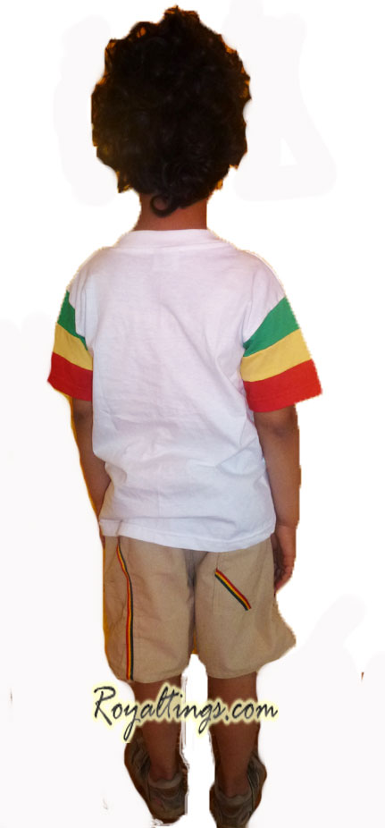 Ensemble Rasta Baby