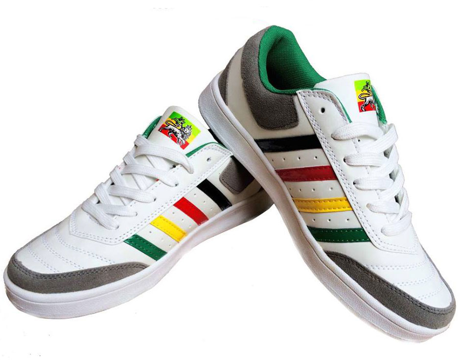 Baskets Chaussures Rasta  Lion of Judah 4