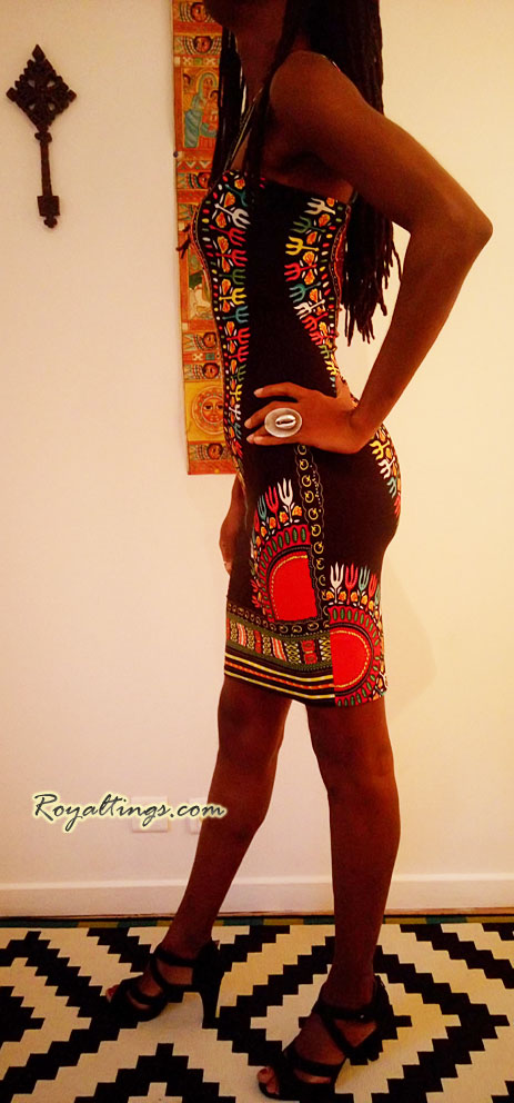 Robe Fashion Africaine