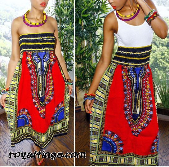 African ropa