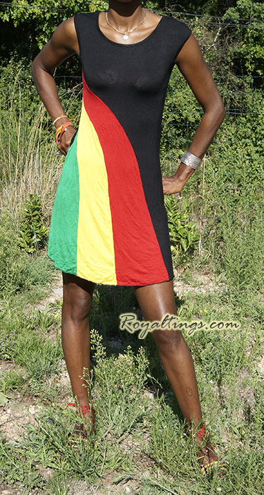 Robe Rasta Queen 3