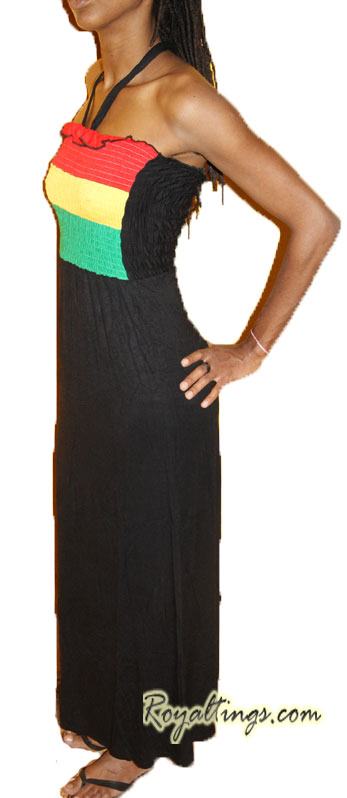 rasta Queen Dress 5