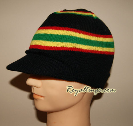 Rasta cap small 5