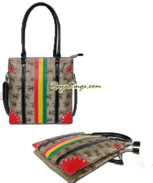 Lion of judah Handbag 3