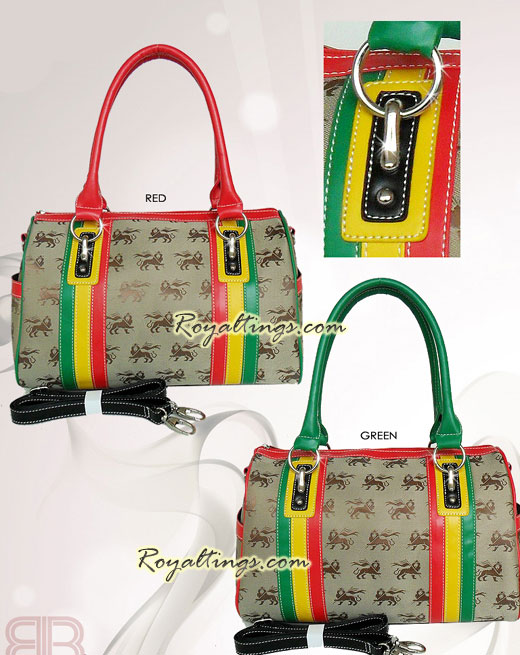 Sac à Main Rasta Lion of Judah 2