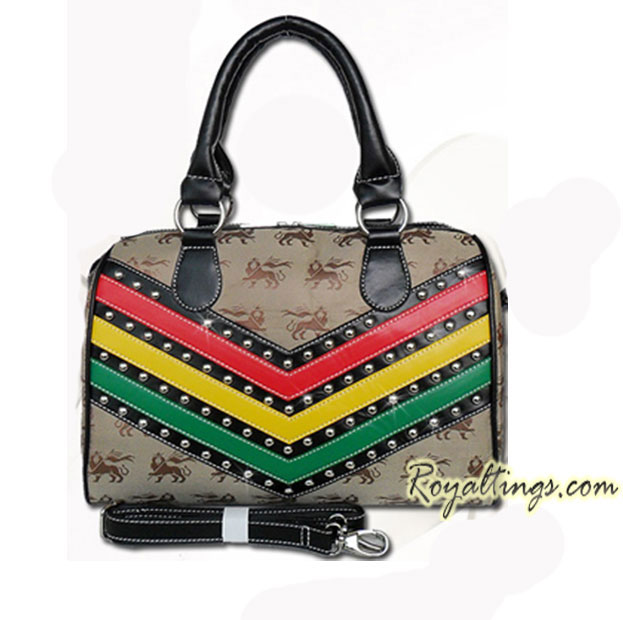 Lion of Judah rasta Bolso 2