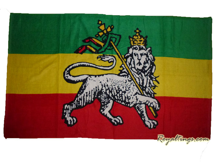 Grande Serviette de Plage Lion Of Judah 2