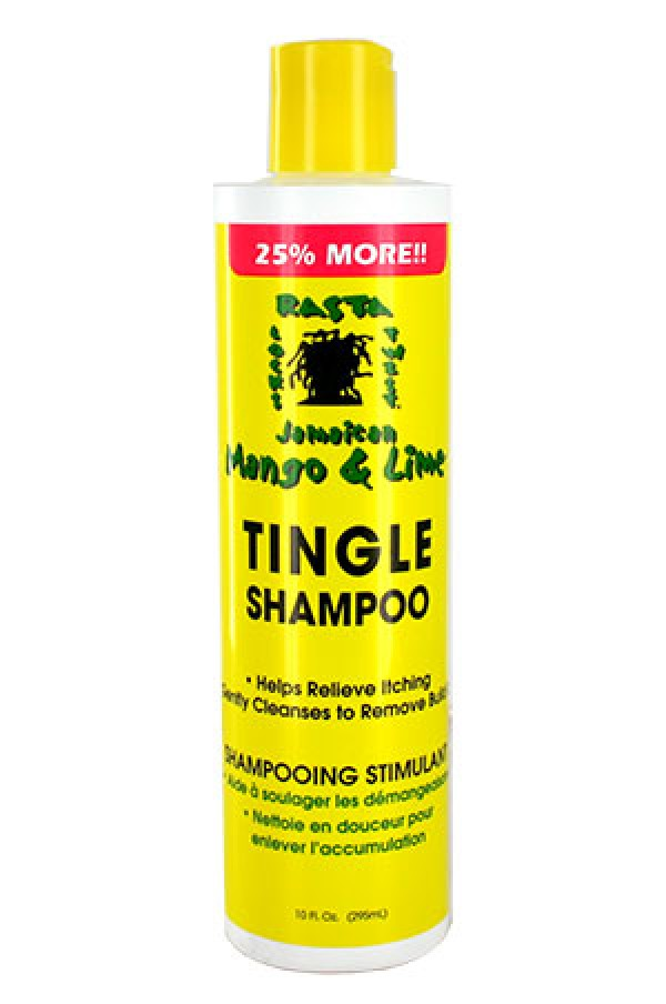 Shampoing Tingle Mango&Lime 295ml