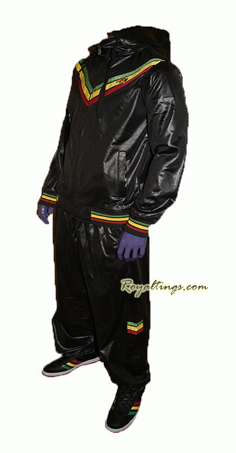 Rasta suit lion 2