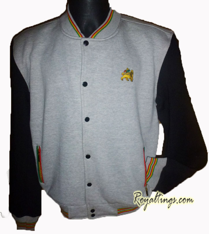 Veste rasta Teddy Lion 3