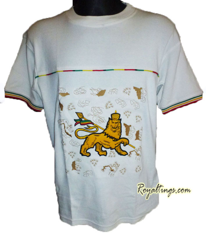 Tee shirt Lion of Judah Brod� 2
