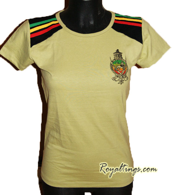 Tee shirt Lion of Judah empress 3