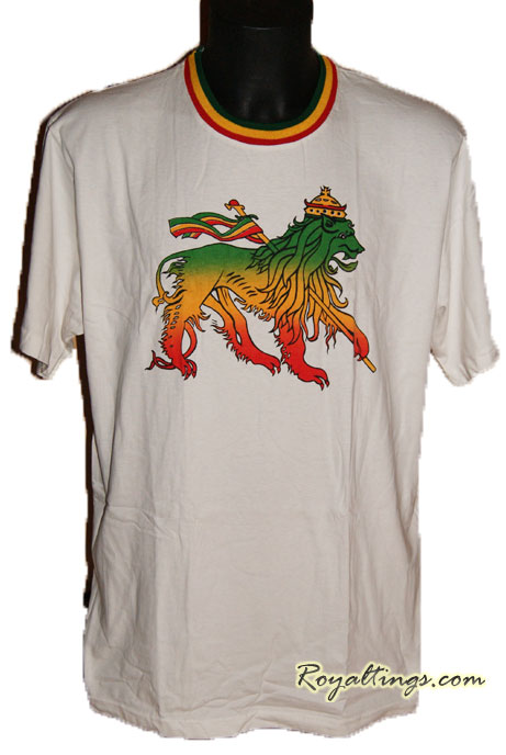 Tee shirt Lion of judah 10