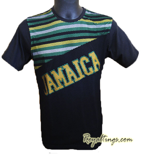 Tee shirt Jamaica Filet