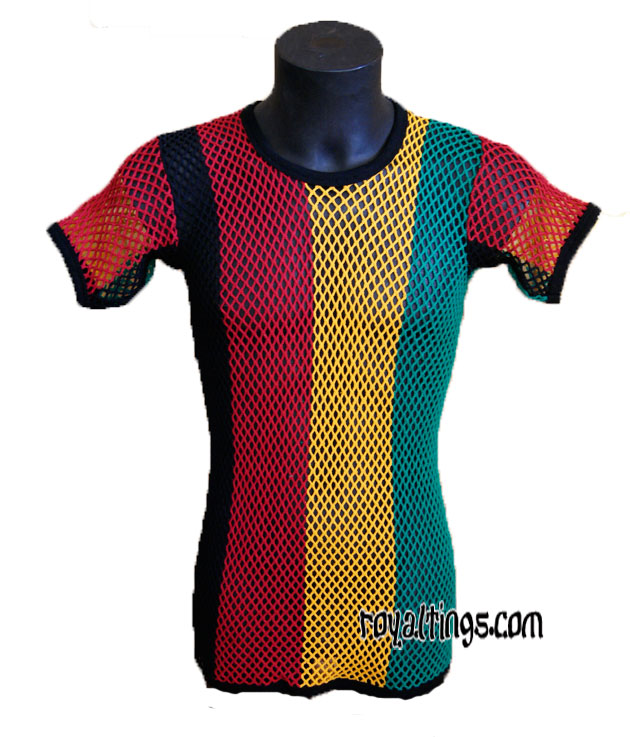 Teeshirt filet Rasta