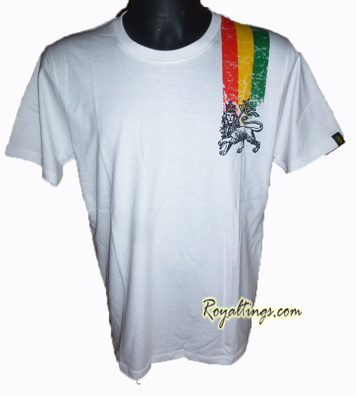 Tee shirt Rasta Lion 9