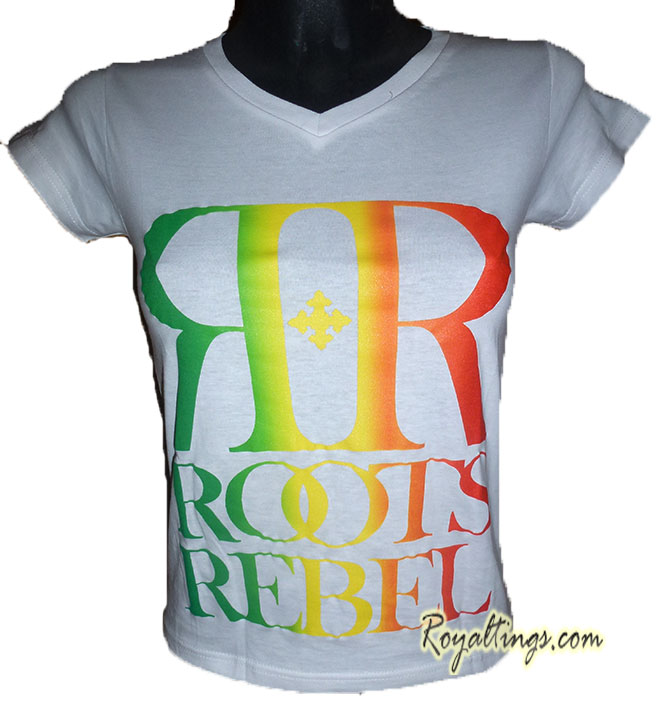 Tee shirt African Roots Rebel