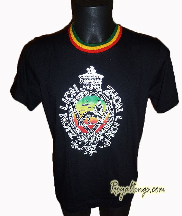 Tee shirt Lion of judah