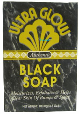 Ultra glow African Black Soap