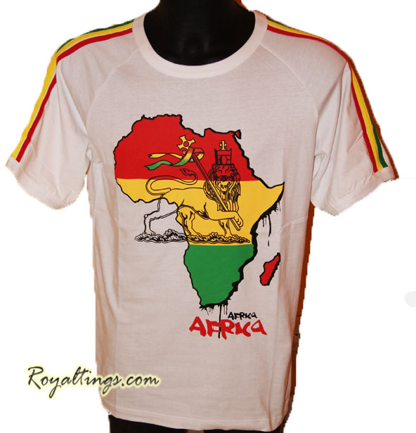 Tee shirt Lion Of Judah 4
