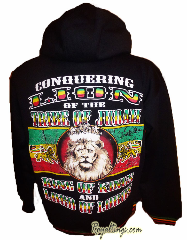 Rasta lion Jacket