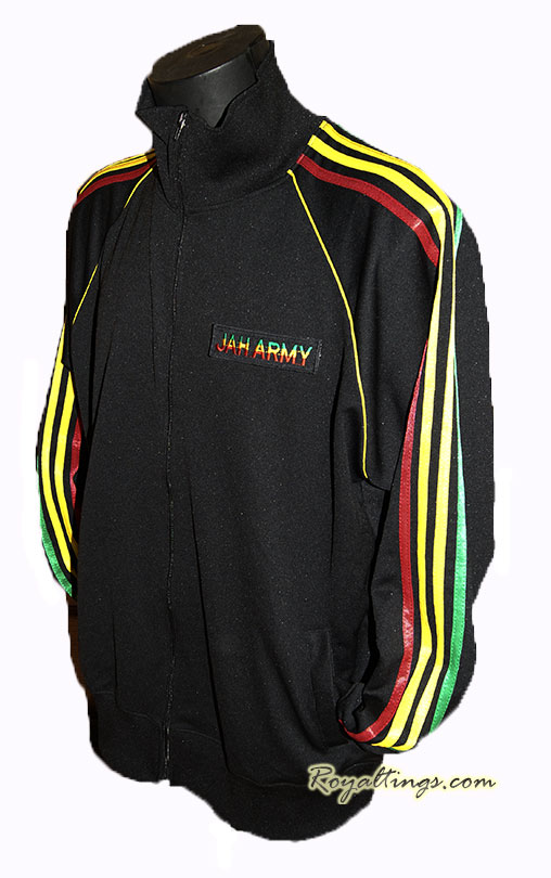jacket Jah Army