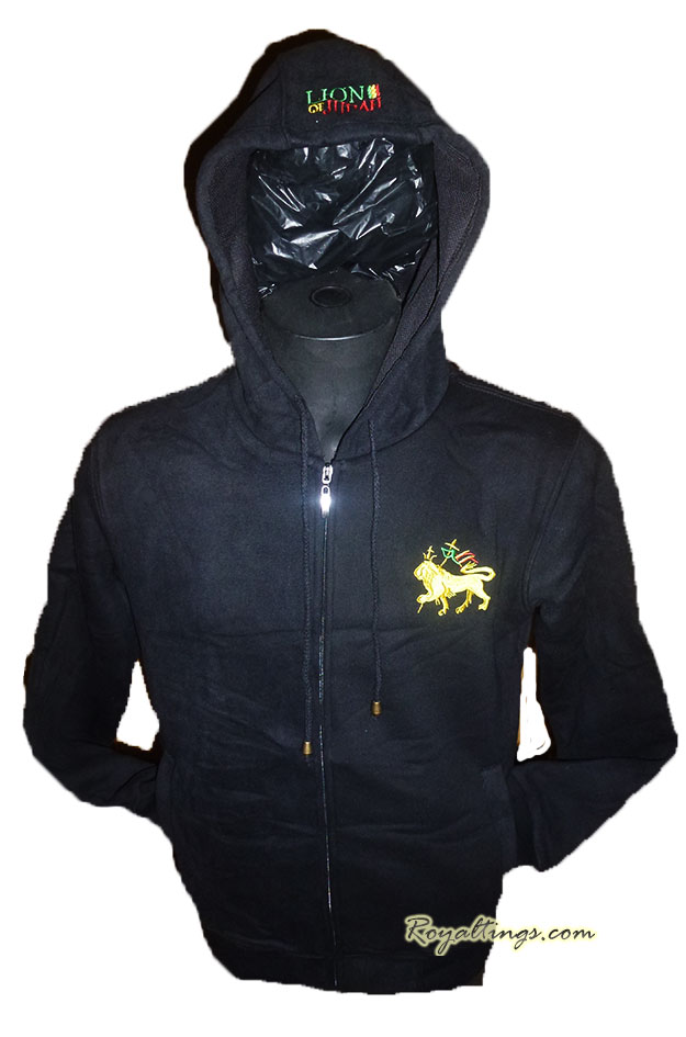 Rasta lion Jacket 3