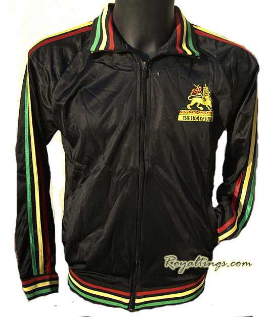 Jacket stripes Lion of judah