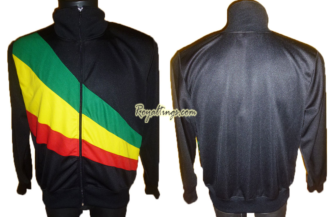 Rasta stripe Jacket
