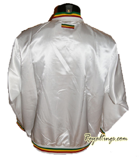 Jacket rasta Lion Head