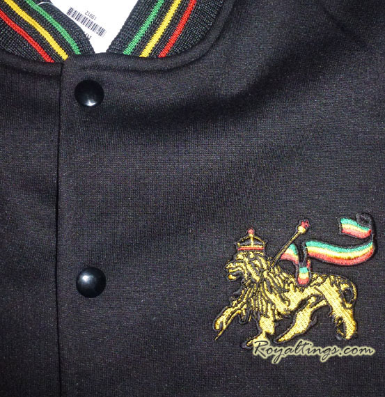Jacket rasta Teddy Lion 2